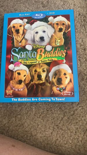 Buddy movies dog 5 of them $10 like new for Sale in El Cajon, CA