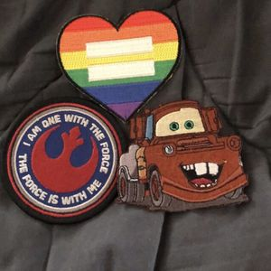 Free Iron On Patches for Sale in San Leandro, CA