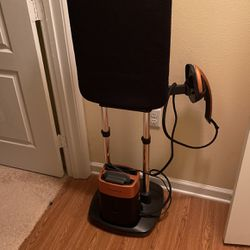 Rowenta Steamer And Iron Combo With Tilting Table for Sale in Tallahassee,  FL