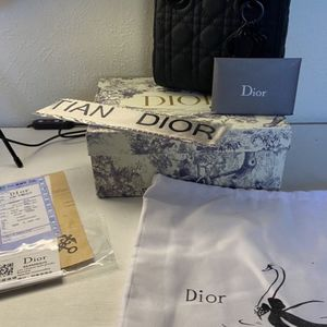 Christian Dior Lady Dior 👜 for Sale in Fort Lauderdale, FL