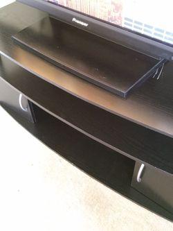 Black TV Stand for Sale in Aliso Viejo,  CA