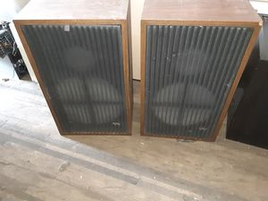 Set 2 Trans audio speakers for Sale in Niles, IL