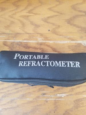 Portable Refractometer for Sale in Hollister, CA