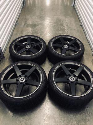 Mercedes Benz New Wheels 5x112 for Sale in Manassas, VA