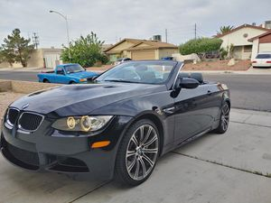 2008 BMW M3 6speed manual convertible for Sale in Las Vegas, NV
