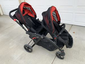 Contours Options Elite double stroller for Sale in Beaumont, CA
