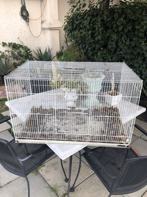 Bird Cage 30x17x17 for Sale in Los Angeles, CA