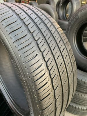 245/45/19 set of Michelin tires installed for Sale in Ontario, CA