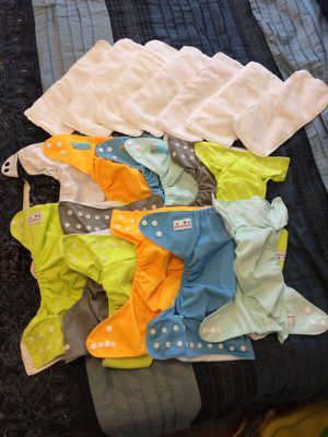 Cloth diapers for baby for Sale in Orlando, FL