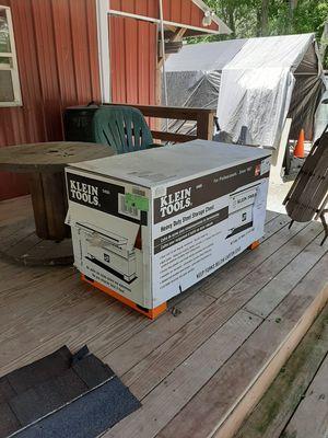 Klein job box for Sale in Weldon Spring, MO