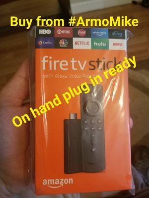 Fully loaded fire tv stick for Sale in Fresno, CA