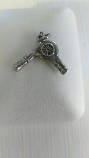 Hair dryer sterling silver charm for Sale in St. Louis, MO