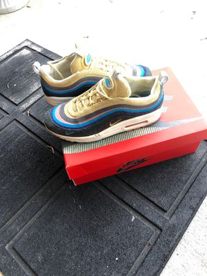 Air max Sean wotherspoon size 8 for Sale in Silver Spring, MD