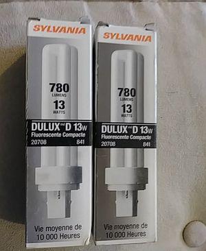 Flluorescent bulbs for Sale in Pueblo, CO