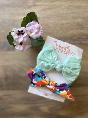Infant Girl Toddler Bow Headband Set for Sale in Avondale, AZ