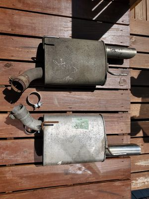 Stock Mustang Mufflers for Sale in McDonough, NY