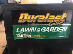 Lawnmower battery for Sale in Henderson, NV