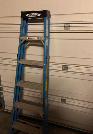 New Werner 6' ladder for Sale in Fresno, CA