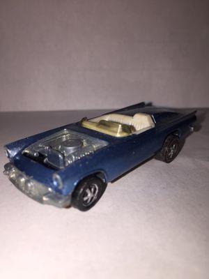 Vintage 1968 Hot Wheels Redlines Light Blue Classic 57 Bird for Sale in Carteret, NJ