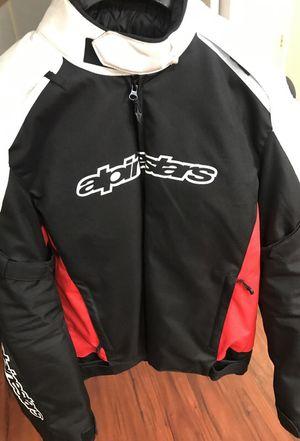 XL alpinestars Gunner motorcycle Jacket for Sale in Hyattsville, MD
