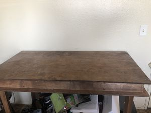 Desk and organizer!! Good quality heavy 20- 30 pounds for Sale in El Cajon, CA