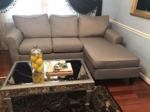 Couch L shape for Sale in Waldorf, MD
