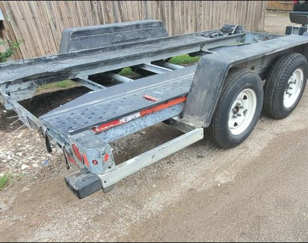 """car hauler, 14 """"ft 36inch everything works for you"""