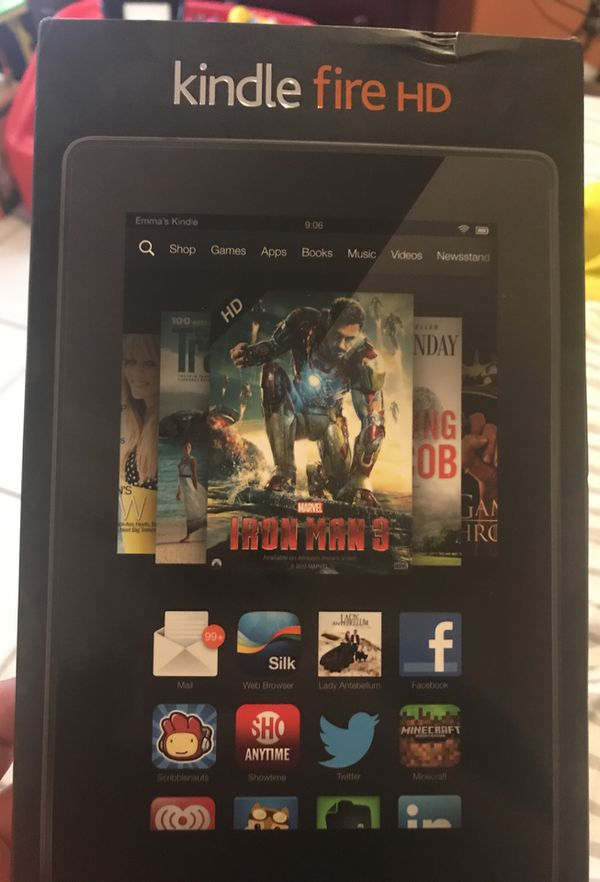 Brand New Kindle Fire HD Tablet