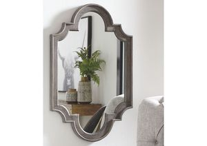 NEW, Williamette Antique Gray Accent Mirror, SKU# A8010160 for Sale in Westminster, CA