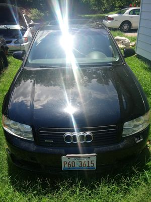 Audi A4 twin turbo 2003 for Sale in Brooklyn, IL
