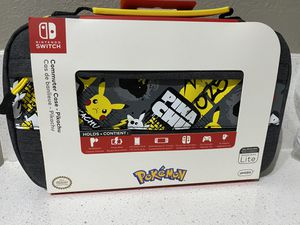 Pokémon commuter Nintendo switch case for Sale in Austin, TX