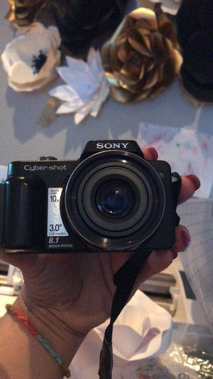 Sony camera for Sale in Hayward, CA
