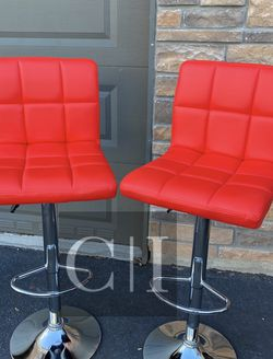 Brand New! $60 Each 2 Red Bar Stools for Sale in Orlando,  FL