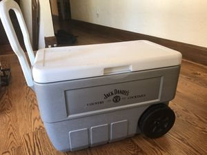Jack Daniels Coleman Cooler for Sale in Littleton, CO