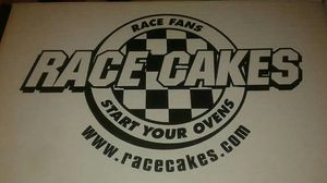 Race cakes cake pan for Sale in West Palm Beach, FL