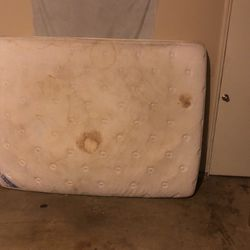 Queen Mattress - Free for Sale in Fresno,  CA