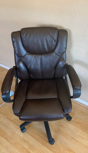 Leather Office Chair for Sale in San Jose, CA