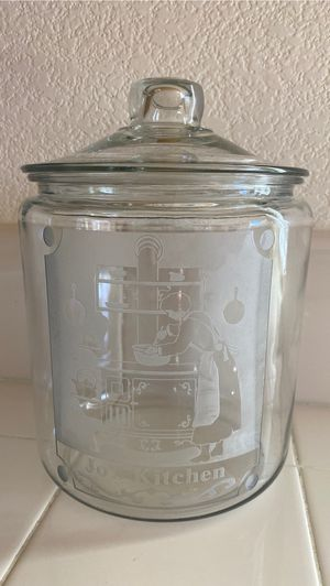 """Cookie Jar with """"Jo's Kitchen"""" on it for Sale in Modesto, CA"""
