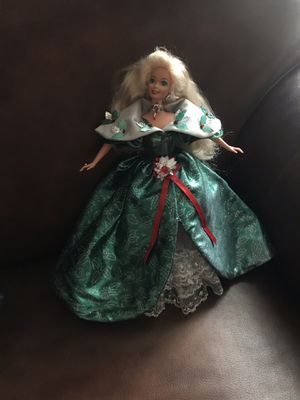 Barbie holiday 1995 for Sale in New Castle, DE
