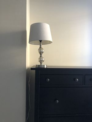 2 Small Lamps w/ Shades for Sale in Chicago, IL
