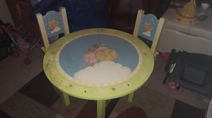 Kids table and chairs for Sale in Seattle, WA