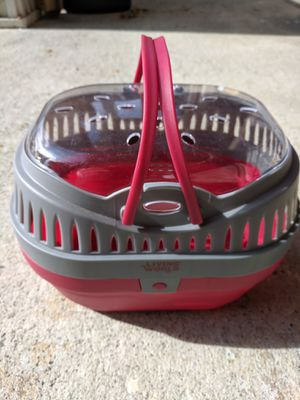 Small animal travel cage for Sale in Bellevue, WA