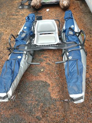 9 ft personal pontoon for Sale in Ocean Shores, WA