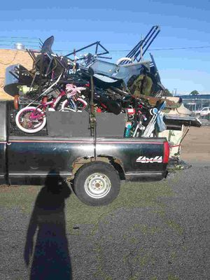 We pick up scrap metal for FREE for Sale in Denver, CO