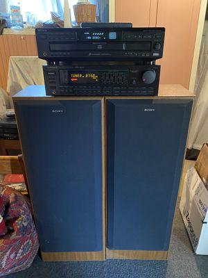 Vintage HiFi Stereo System - $100 (Ballard) for Sale in Seattle, WA