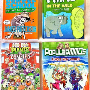 Fun Elementary - junior High School Age Kids Books for Sale in Gilbert, AZ