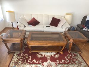 Coffee and end tables for Sale in Mountlake Terrace, WA