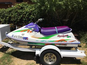 94 Kawasaki jet ski for Sale in Lakewood, CA