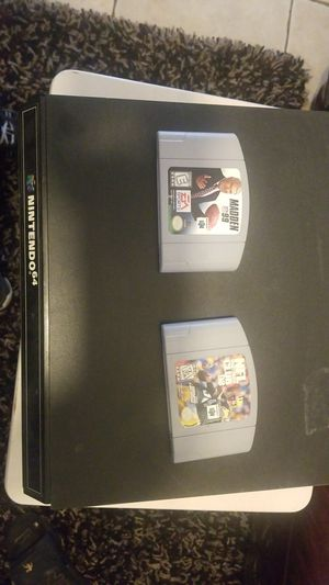 Nintendo game drawers and two games for Sale in Phoenix, AZ