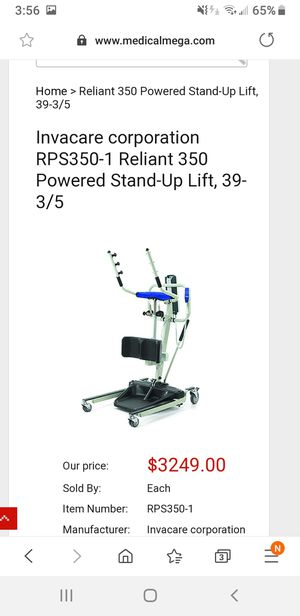 Stand up lift for Sale in Oroville, CA